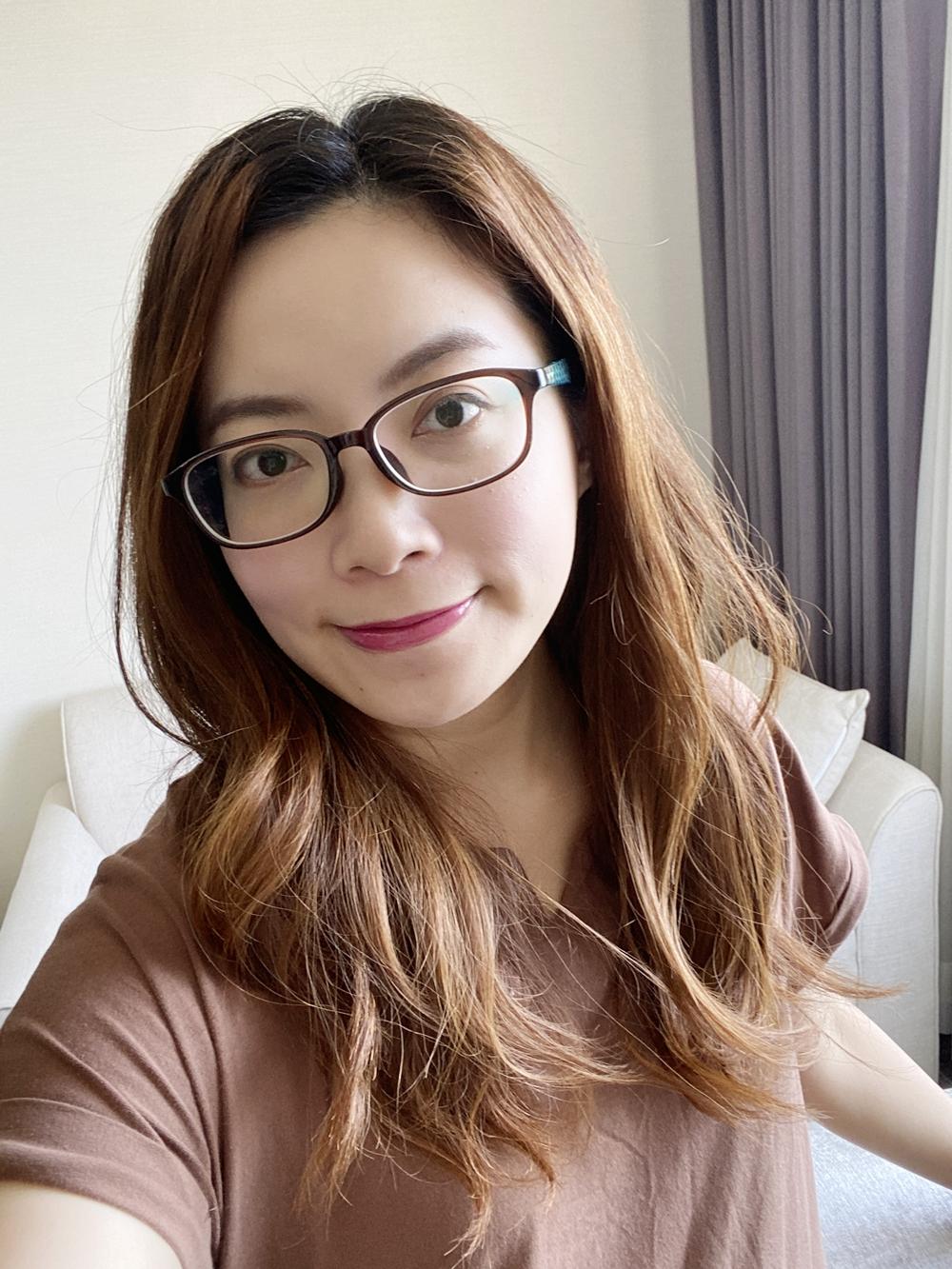 印尼ellips護髮膠囊 長髮使用效果