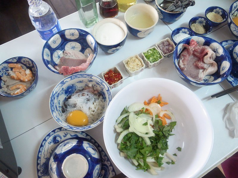 越南廚藝學院學做菜-Vietnam越南旅遊胡志明市第一郡-Vietnam Cookery Center-Cooking Class Saigon (16)