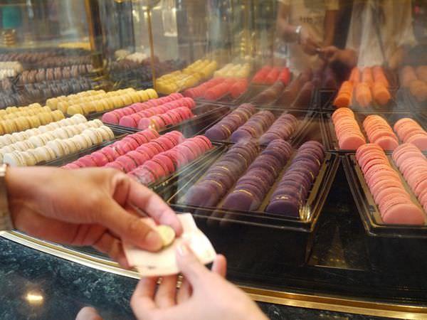 TWG新加坡茶品牌-馬卡龍下午茶-新加坡帆船飯店 (14)