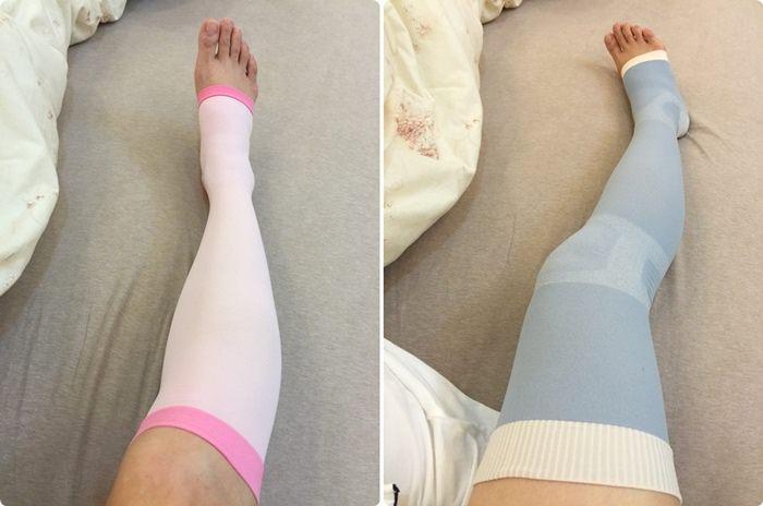 孕婦腳水腫-消水腫方法-NUK清涼腿足按摩凝膠-日本美腿襪-海洋護膚系列-身體護理按摩凝膠 (59)