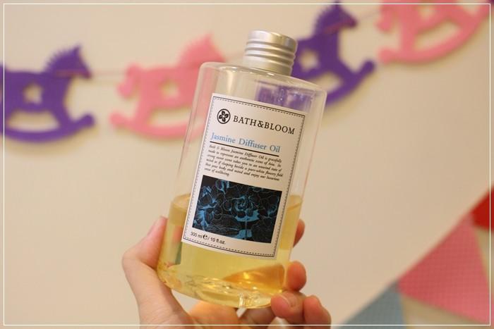 【家居】居家擴香~我愛的泰國Bath&Bloom茉莉花擴香精油