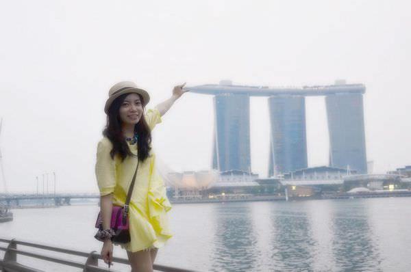 新加坡金沙酒店-Marina Bay Sands
