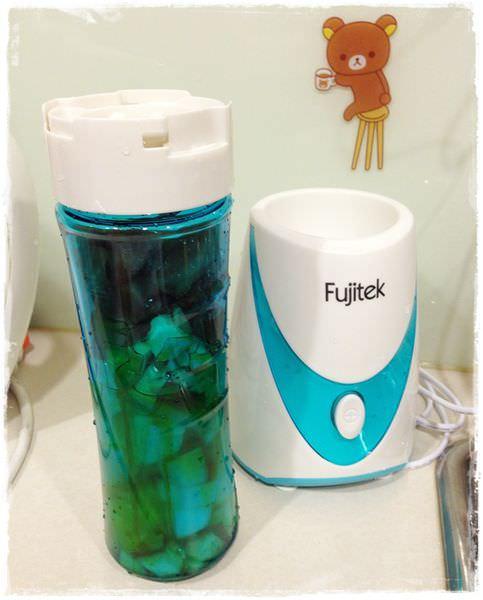 Fujitsu富士通隨行杯果汁機-香蕉黑糖醋減肥 (2)