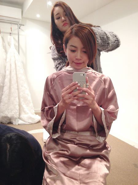 韓國夢幻婚紗之旅-韓國婚紗-恩姬-新娘挑禮服-挑白紗-Peony J手工禮服店 (17)