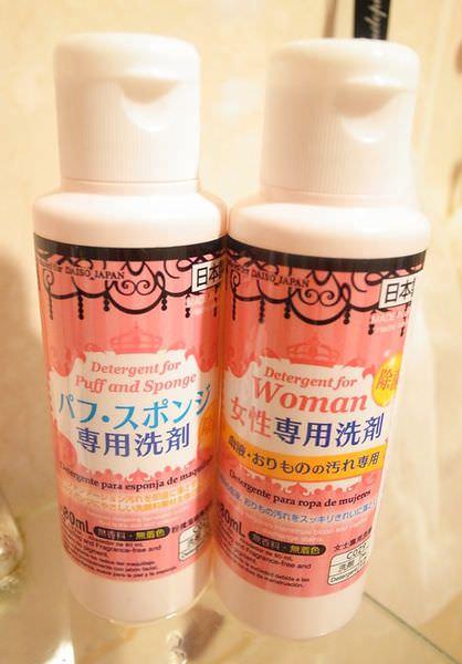 Daiso大創好物-大創浴室小物-海綿-刷子-掛勾-刮刀-消臭貼-青蛙海綿-粉撲清潔劑-女性生理清潔劑 (62)