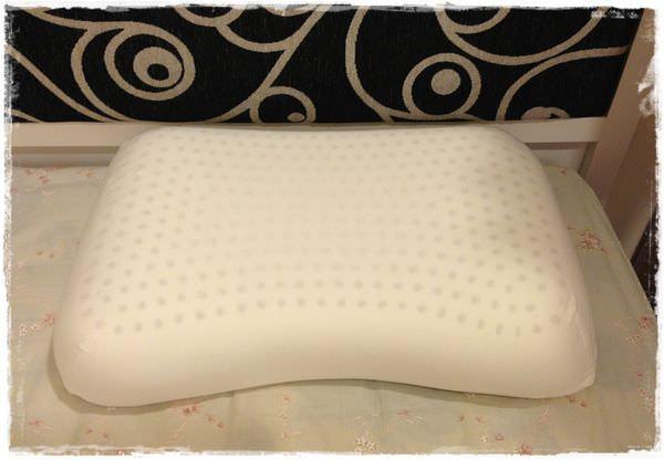 MUJI 無印良品 枕套 乳膠枕 (5)