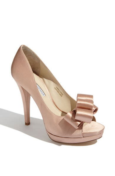 vera-wang-lavendar-shoes-婚鞋-bellavita-婚紗試穿