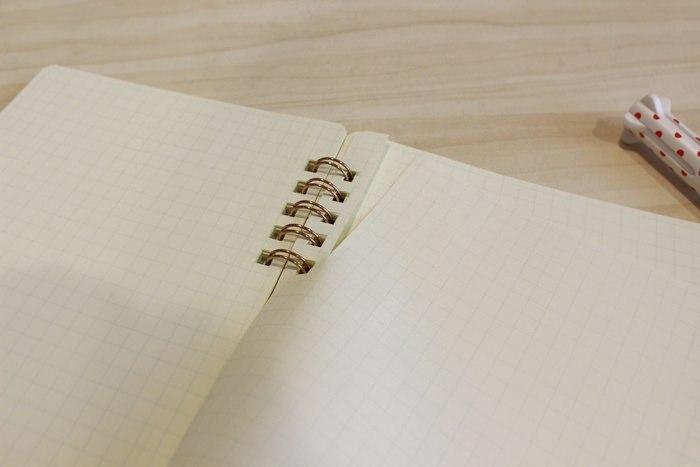 誠品重點品牌推薦PLUS Ca.Crea筆記本-台灣普樂士-日本PLUS A4 三分之一尺寸 (8)