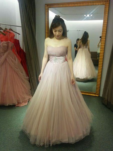 wedding準新娘挑禮服-挑婚紗-De Novia台北士林劍潭站 (27)