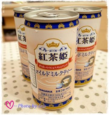 【大創食品】紅茶姬奶茶