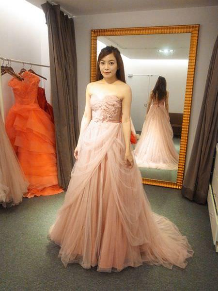 wedding準新娘挑禮服-挑婚紗-De Novia台北士林劍潭站 (16)