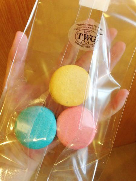 TWG新加坡茶品牌-馬卡龍下午茶-新加坡帆船飯店 (6)