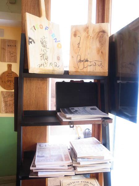 老烤箱義式手桿披薩 Antico Forno (125)