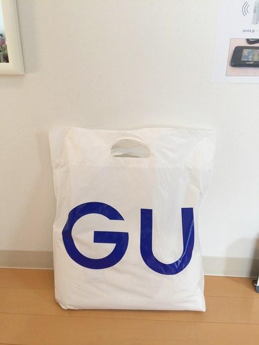 日本東京自助旅行-GU買衣服戰利品特價品-孕婦穿搭-蕾絲洋裝-毛衣披肩-錦系町Arcakit百貨 (15)
