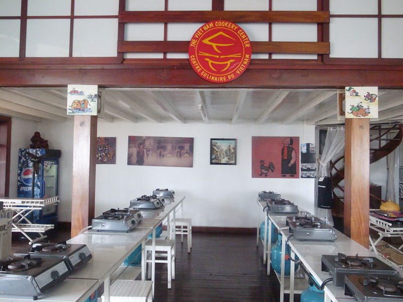 越南廚藝學院學做菜-Vietnam越南旅遊胡志明市第一郡-Vietnam Cookery Center-Cooking Class Saigon (32)