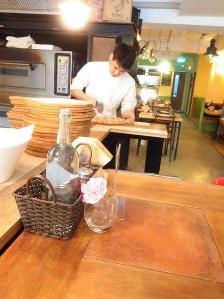 老烤箱義式手桿披薩 Antico Forno (128)