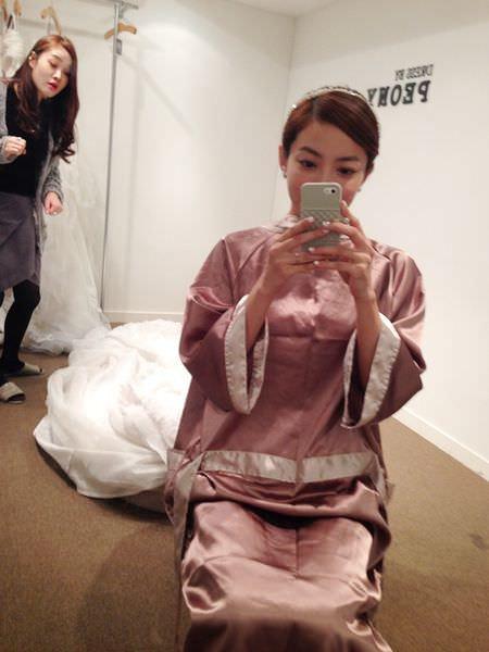 韓國夢幻婚紗之旅-韓國婚紗-恩姬-新娘挑禮服-挑白紗-Peony J手工禮服店 (18)
