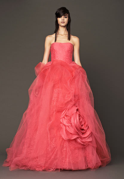 vera wang-bellavita貴婦百貨2F-婚紗試穿-徐若瑄婚紗 (10)