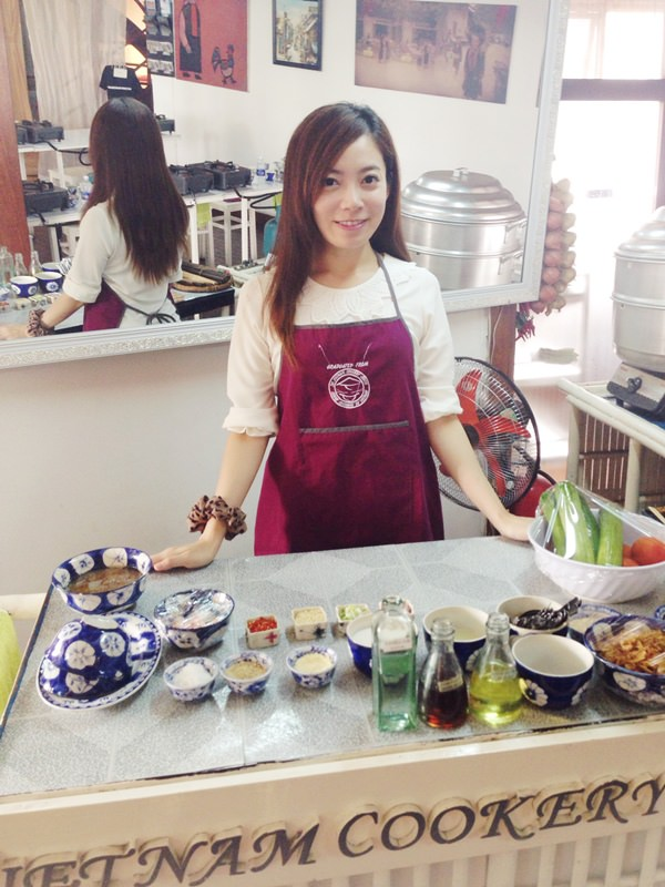 越南廚藝學院學做菜-Vietnam越南旅遊胡志明市第一郡-Vietnam Cookery Center-Cooking Class Saigon (4)