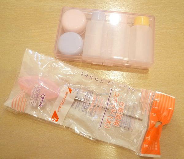 大創好物-旅行好物超實用-衣物收納袋-飾品收納盒-保養品分裝瓶罐-牙刷組-行李繫帶綁帶-髮飾收納-真空衣物袋 (54)