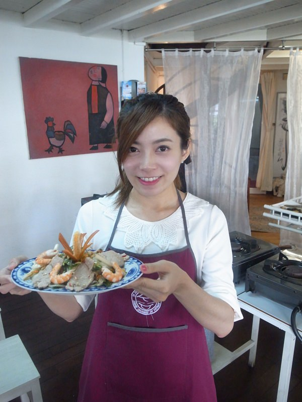 越南廚藝學院學做菜-Vietnam越南旅遊胡志明市第一郡-Vietnam Cookery Center-Cooking Class Saigon (14)