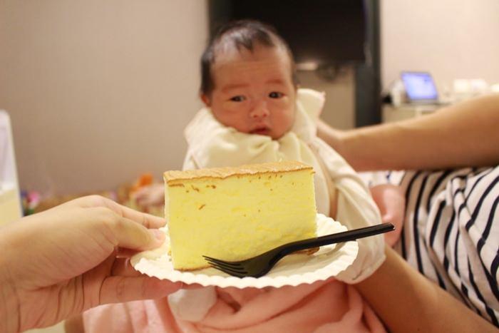 糖村-彌月蛋糕試吃-彌月禮盒-天使紅豆蛋糕+法式鮮奶乳酪雙併彌月蛋糕-月子中心-坐月子日記-Suger & Spice (208)