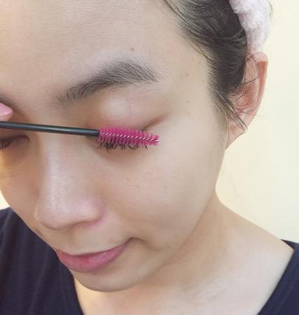 台北接睫毛推薦-睫婚這件事-山茶花層次假睫毛 (9900)