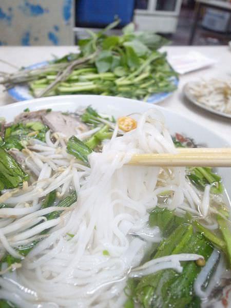 Pho Hoa Pasteur vietnam 越南旅遊越南河粉-胡志明市第一郡-牛肉河粉-椰子凍 (1)